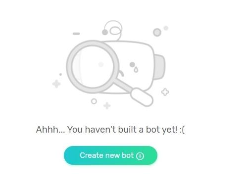 Mijn eerste ervaringen met een chatbot